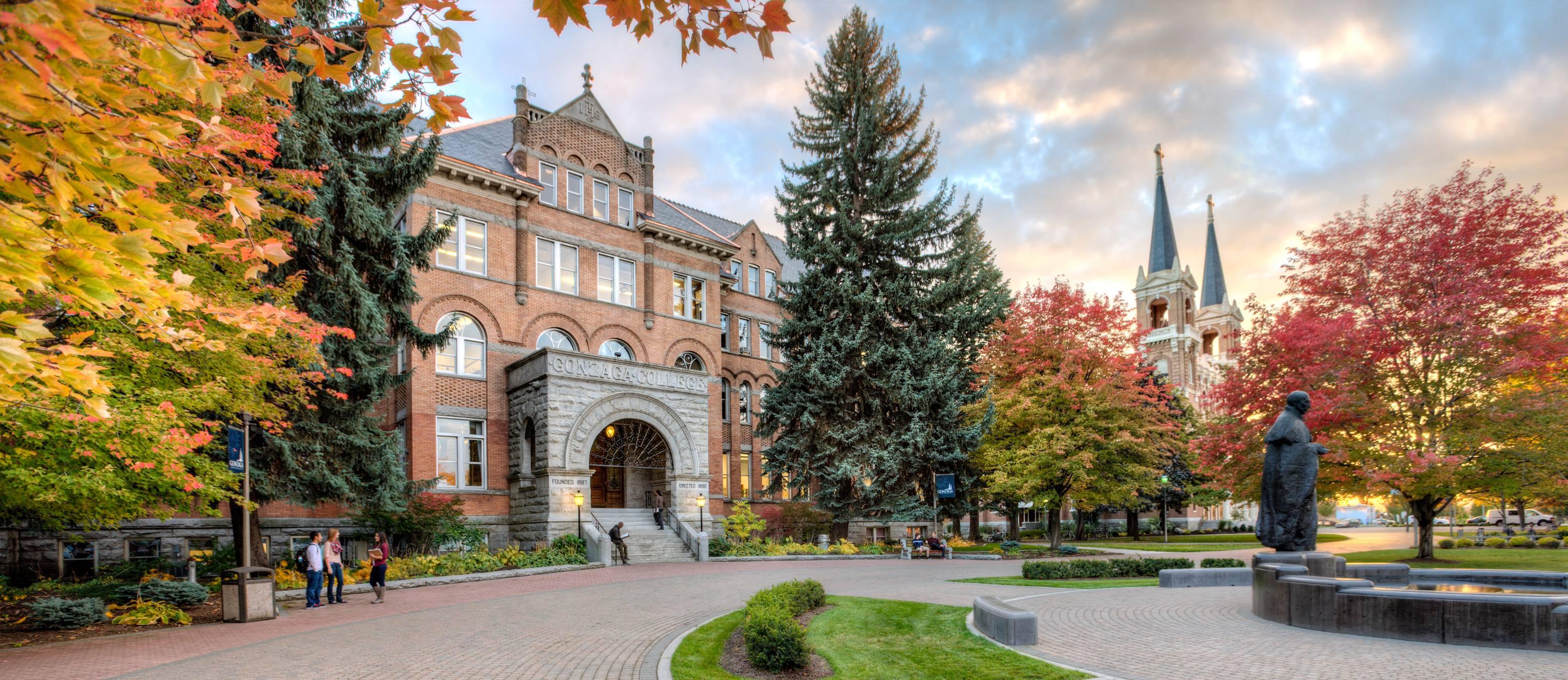 Учебный корпус Gonzaga University