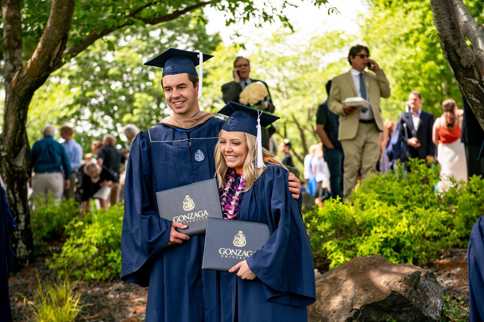 Выпускники Gonzaga University
