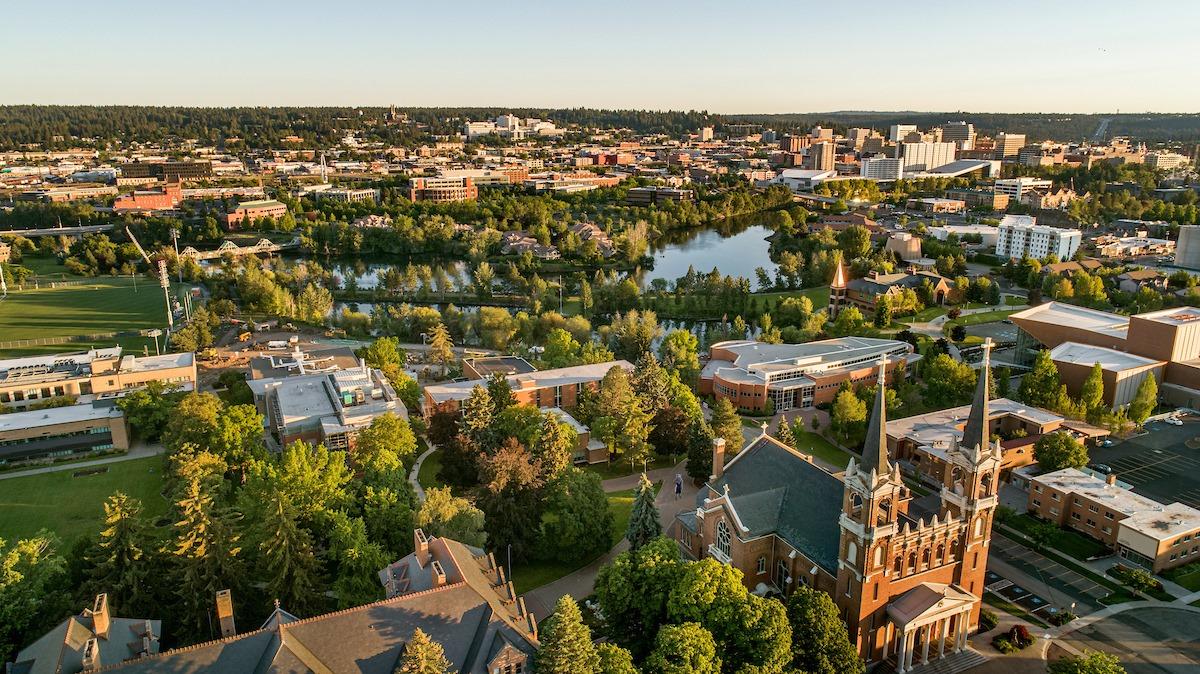 Территория Gonzaga University