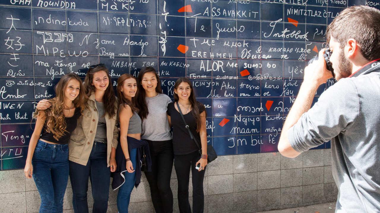 Студенты Alpadia, Paris