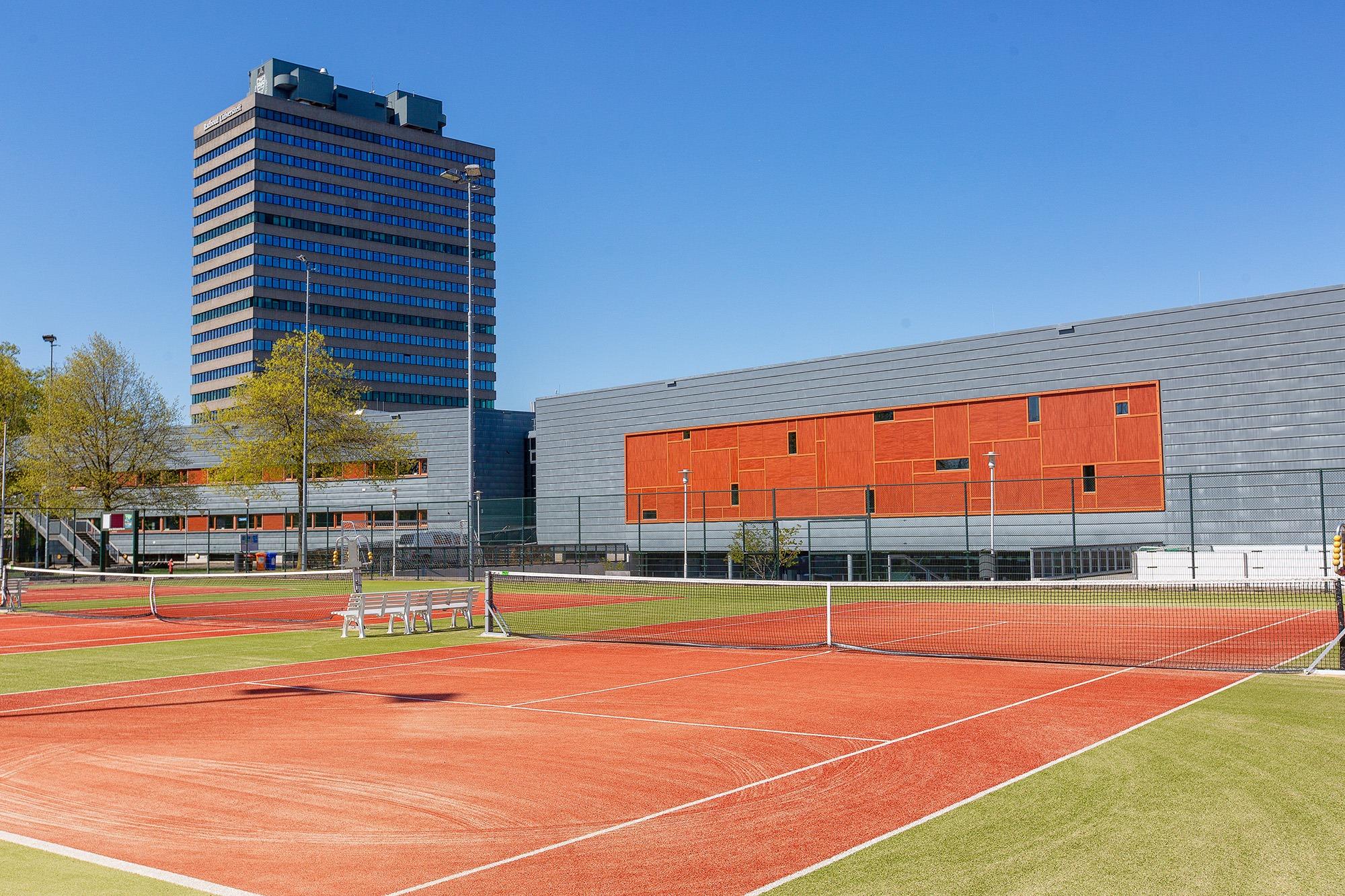 Кампус Radboud University
