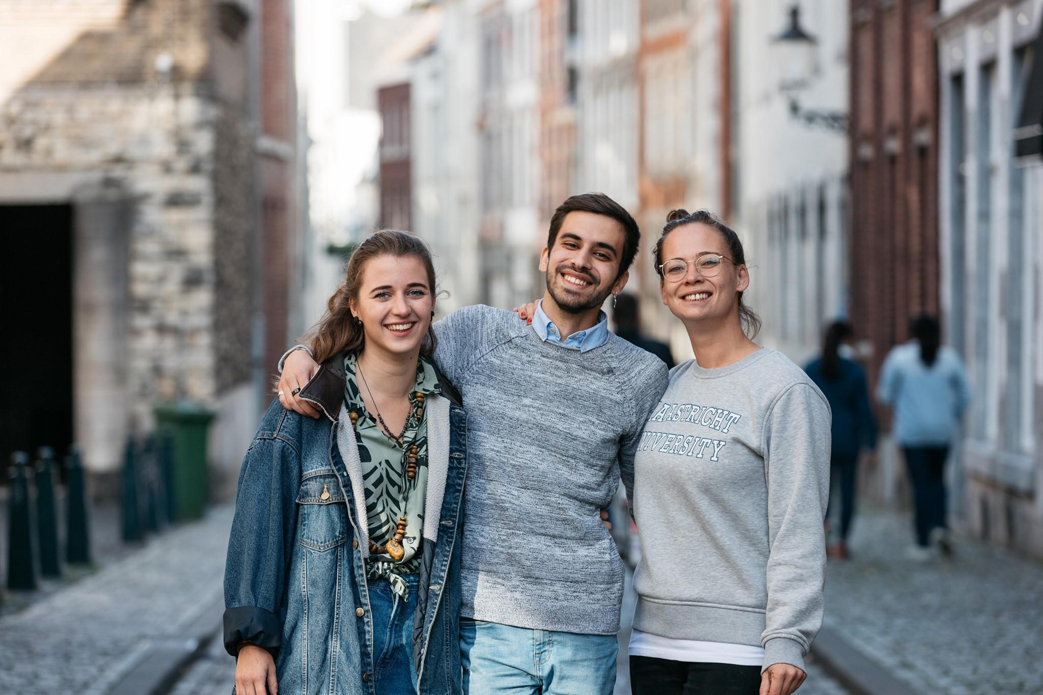 Студенты Maastricht University