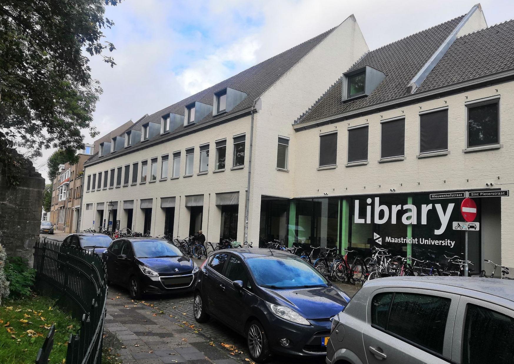 Библиотека Maastricht University