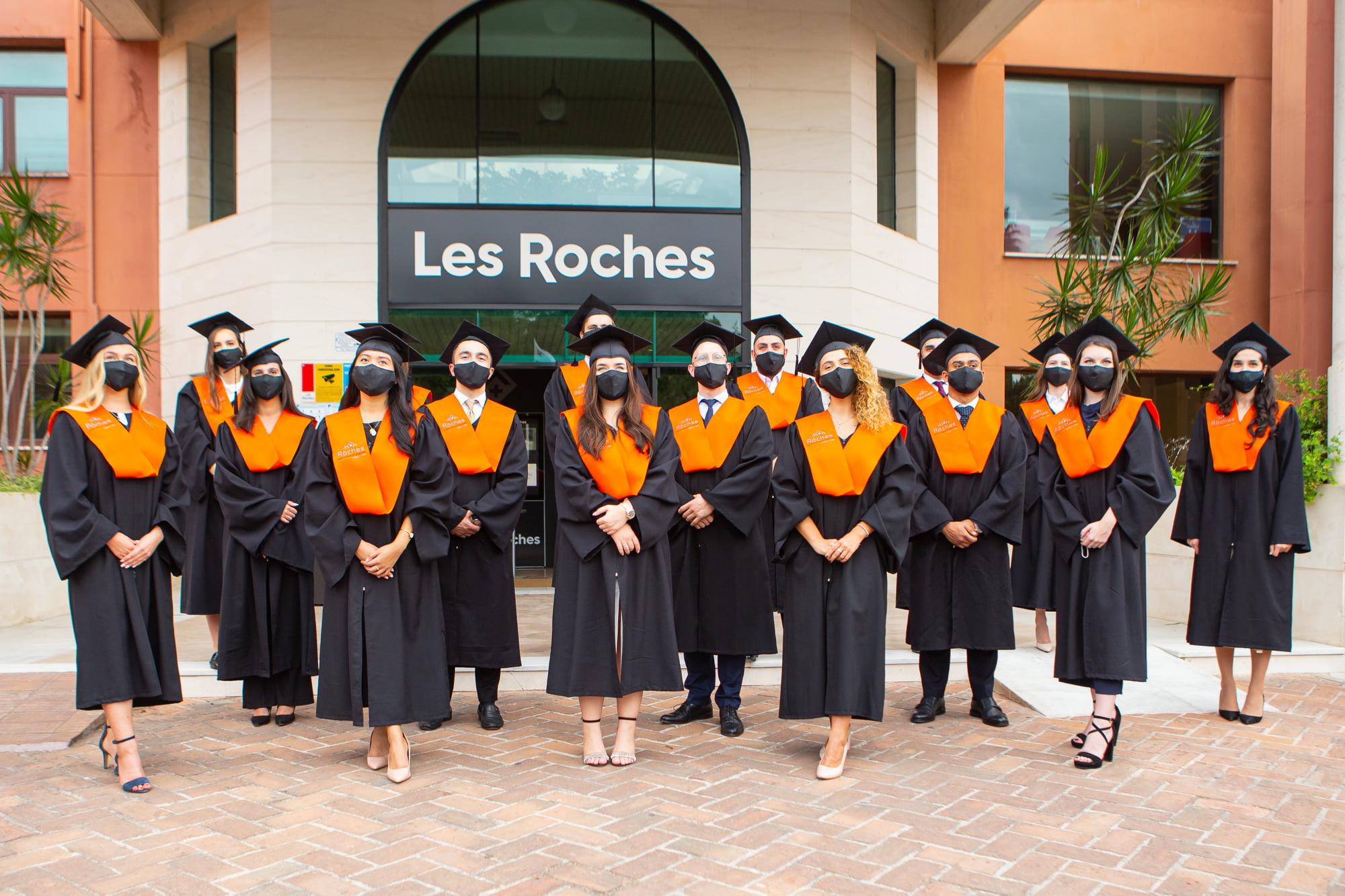 Выпускники Les Roches Marbella
