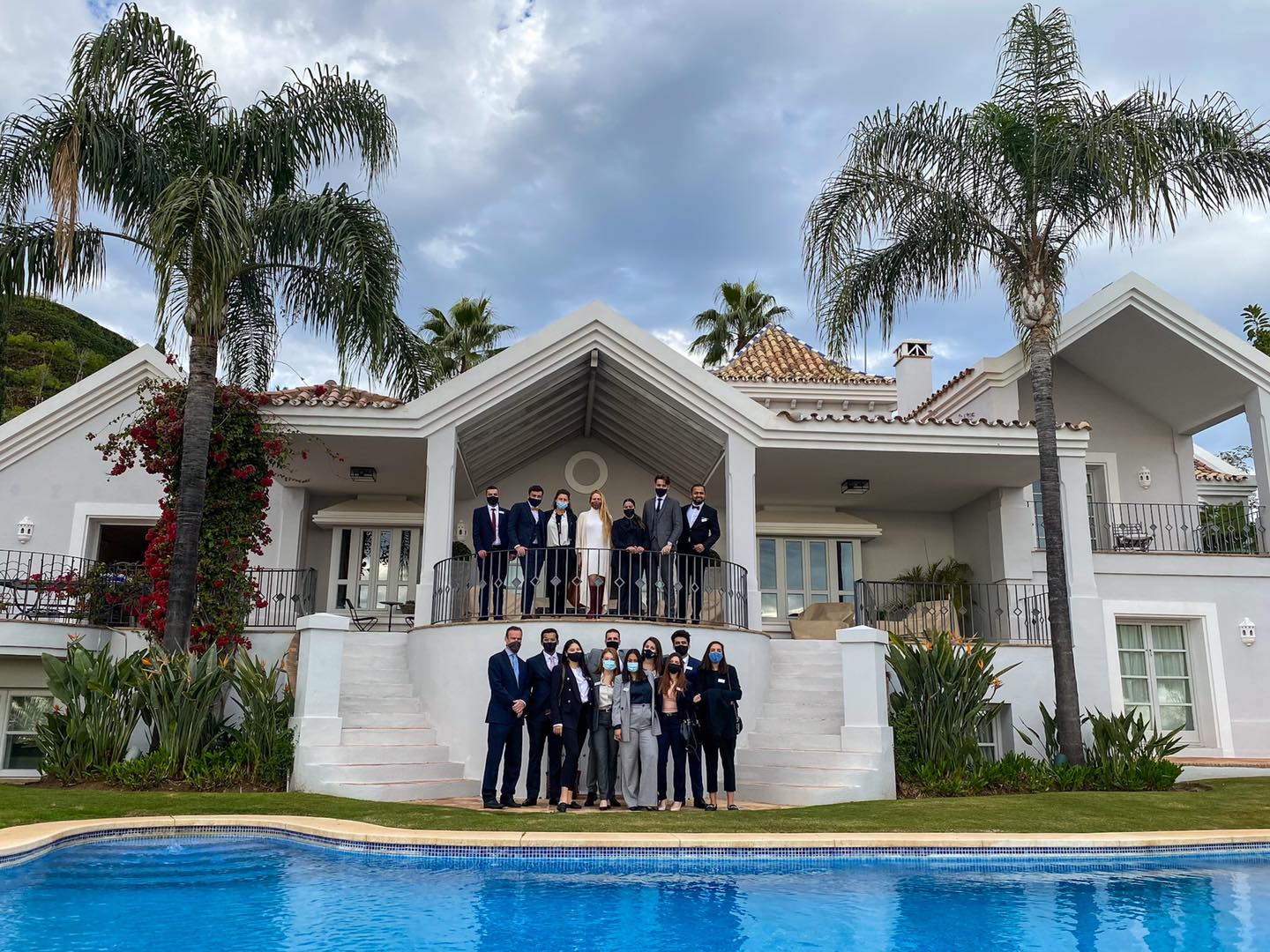 Кампус Les Roches Marbella