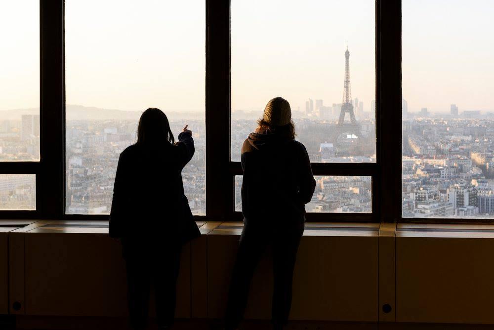 LISAA в Париже
