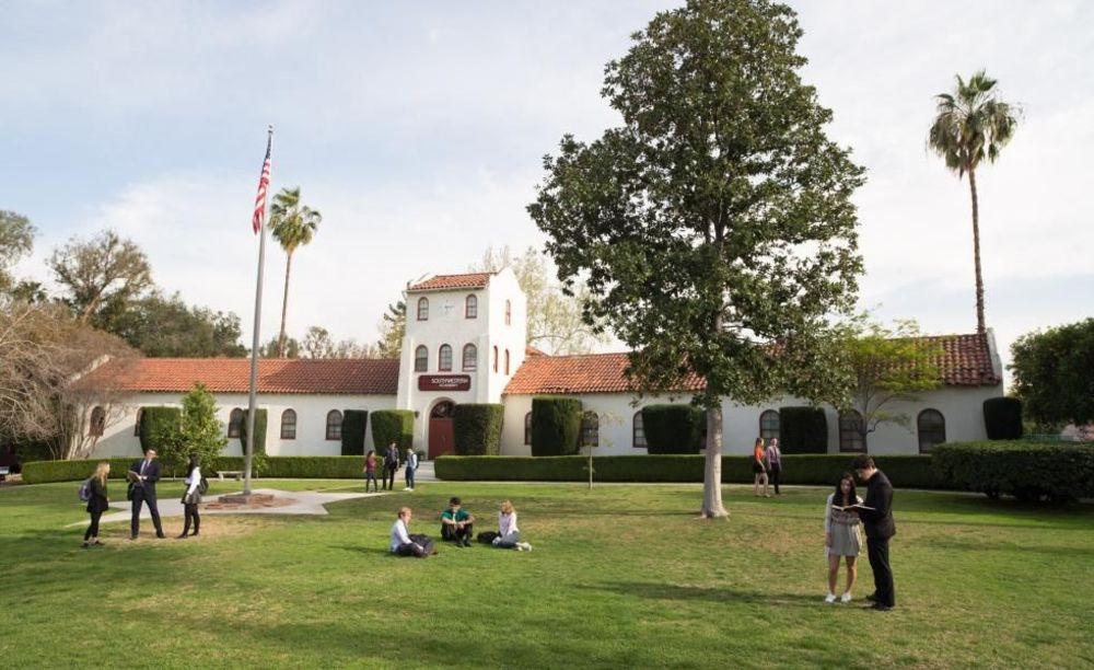 Кампус Southwestern Academy в Сан-Марино