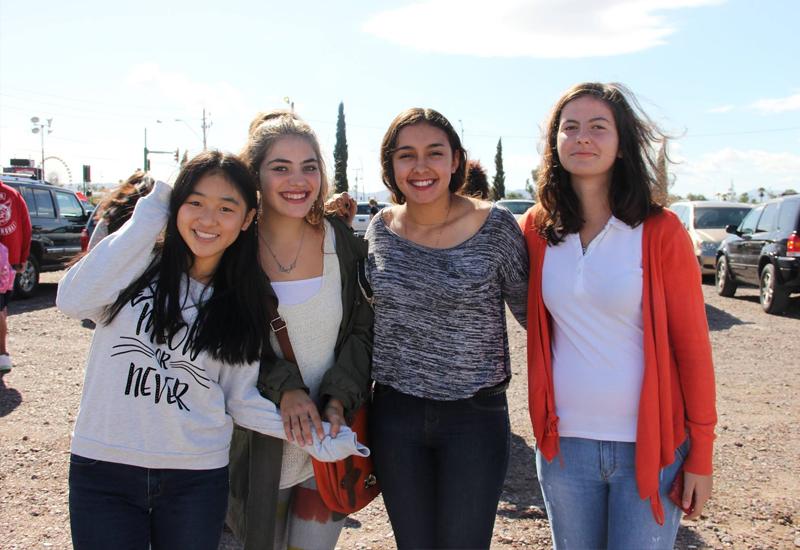 Ученики Southwestern Academy