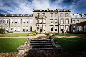 Корпус Bournemouth Collegiate School