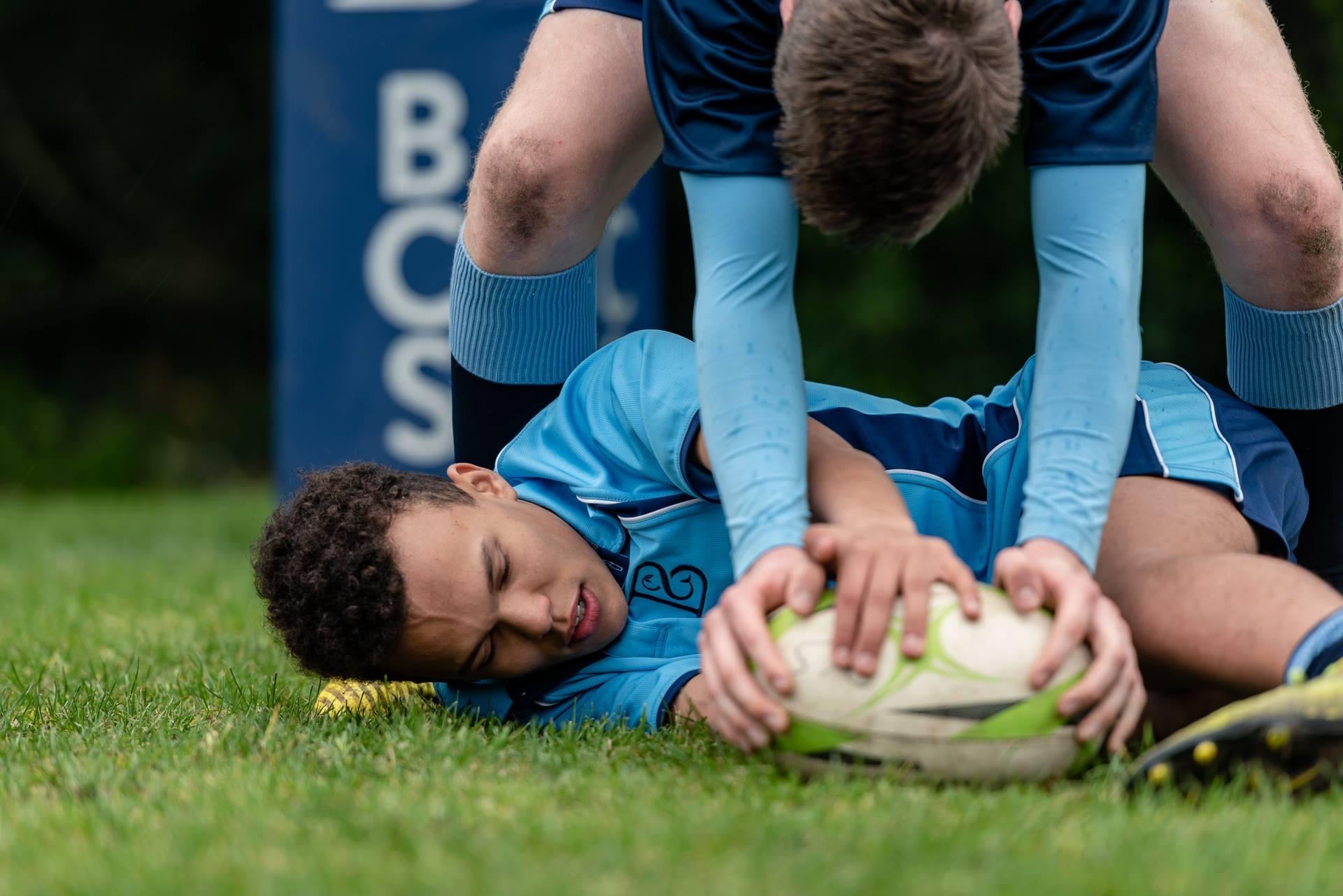 Спорт в Bournemouth Collegiate School