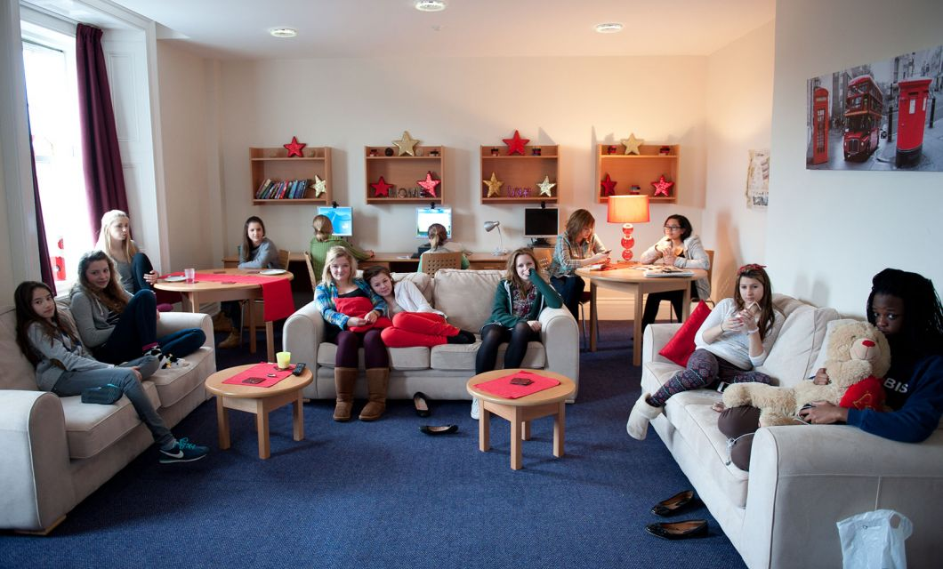 Проживание в Bournemouth Collegiate School
